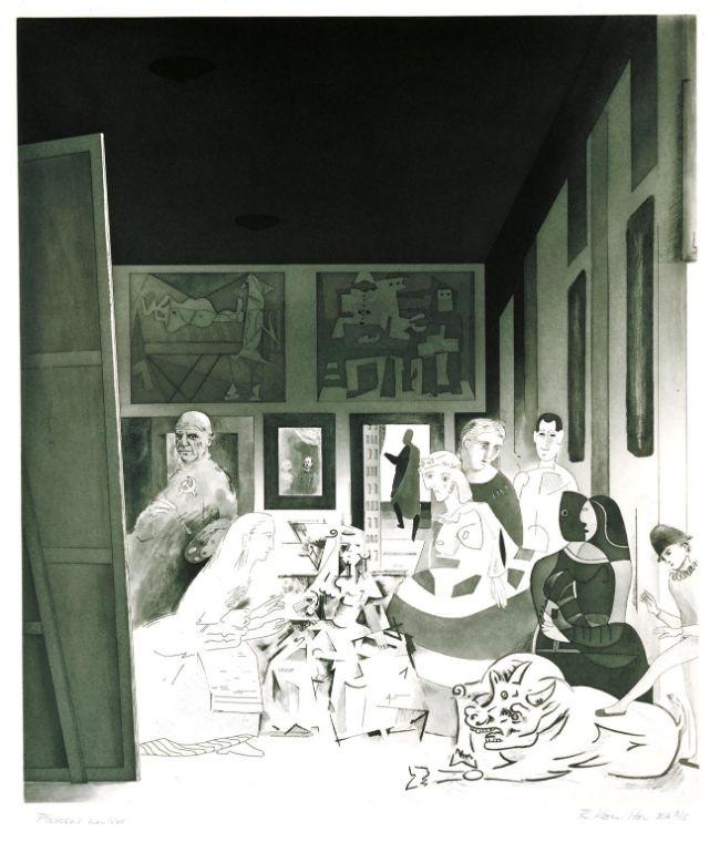 richard-hamilton-tributo-a-las-meninas-de-diego-velazquez