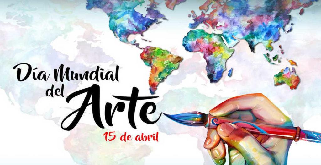 15 de abril Día Mundial del Arte