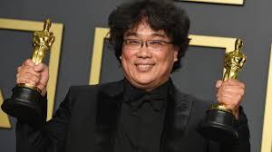 Bong Joon- Ho Ganador Óscar