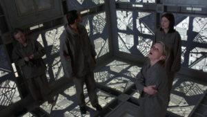 El cubo de Vincenzo Natali de 1997 - Encerrados
