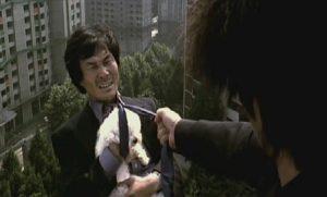 Park-chan-wook-old-boy-2003-primera escena-
