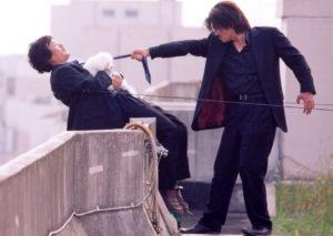 Park-chan-wook-old-boy-2003-primera escena-montaje