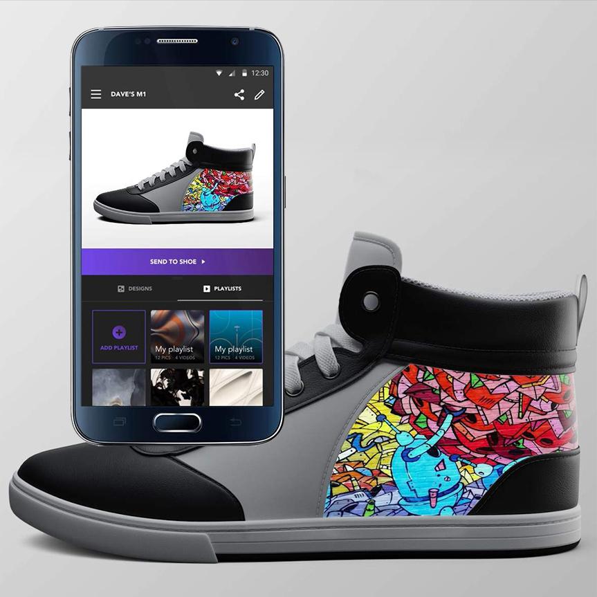 shiftwear-los-sneakers-con-animaciones-y-diseños-intercambiables-desde-una-app-mobile