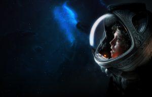 zvezdy kosmos prostranstvo ellen ripli chuzhoi