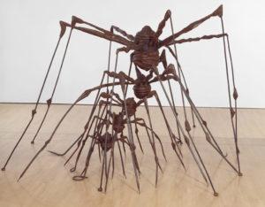 Arañas-Louise_Bourgeois-Escultura