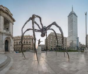 Bellas Artes-2014-Louise-Bourgeois-Escultura