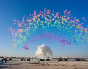 Cai Guo-Qiang Black Ceremony-2011-10 de los artistas contemporáneos más sobresalientes