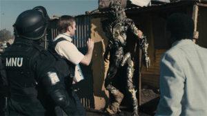 Distrito 9 - Blomkamp y Terri Tatchell, Neill Blomkamp director y Peter Jackson como Productor - portada II