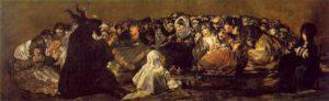El Aquelarre-Francisco-de-Goya
