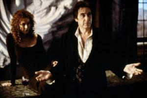 El abogado del diablo, Al Pacino, Keanu Reeves y Charlize Theron - Al