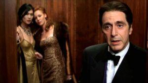 El abogado del diablo, Al Pacino, Keanu Reeves y Charlize Theron - Chicas