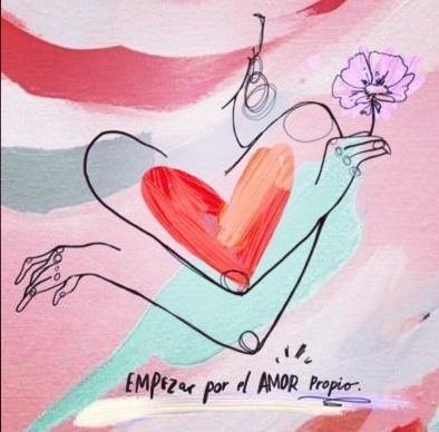 El amor y su incontrolable fuerza Amor propio