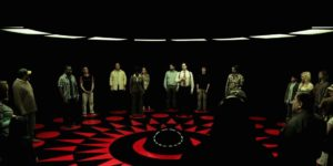El círculo de Aaron Hann y Mario Miscione - encerrados II