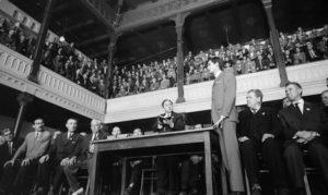 El proceso 1962 Anthony Perkins, Orson Welles - Juicio