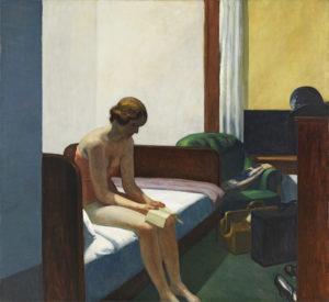 Habitación de Hotel-1931-Edward-Hopper