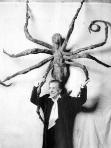 Madre de las arañas-Louise-Bourgeois-Escultura
