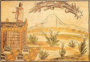 Manuscrito Durán-Tetzahuitl-presagios-de-la-conquista