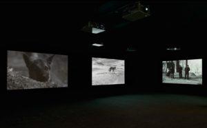 Yang Fudong-East of the village-2007-10 de los artistas contemporáneos chinos más sobresalientes