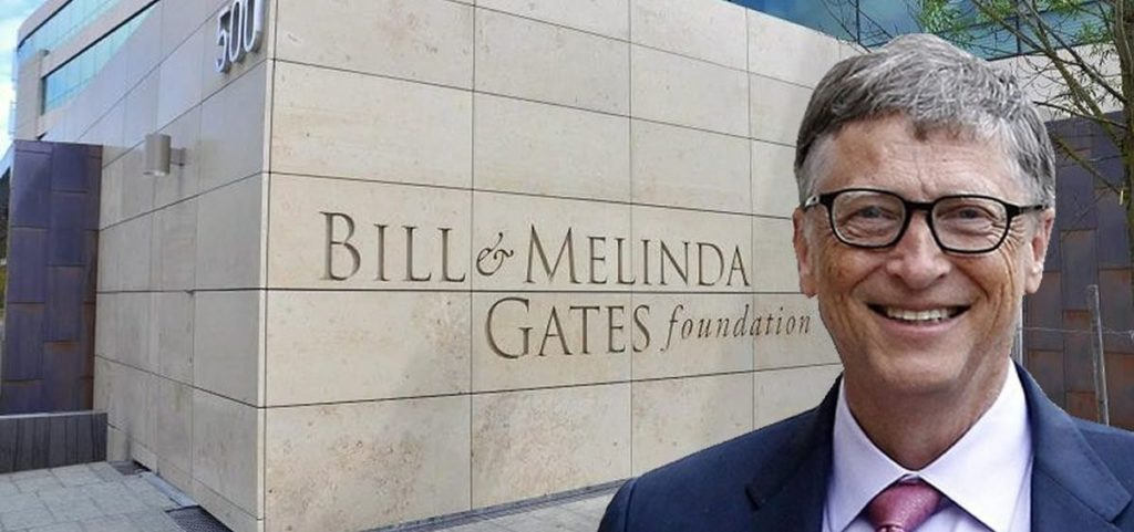 bill y melinda gates foundation