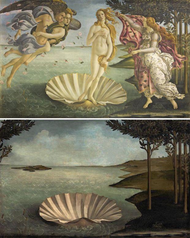 el-nacimiento-de-venus-sandro-botticelli-jose-manuel-ballester