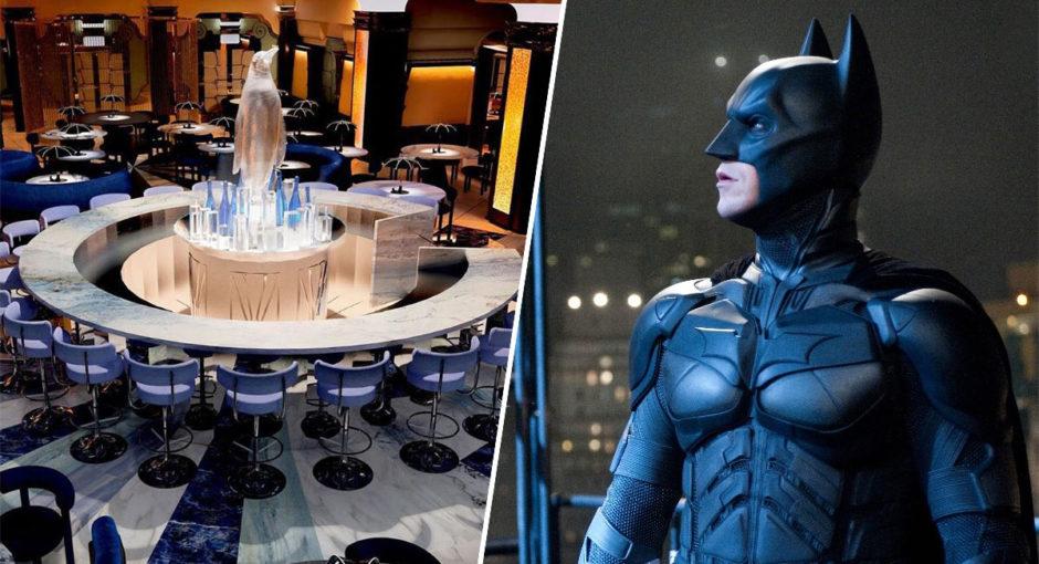 warner bros abrira park row el primer restaurante tematico de batman y dc comics en el mundo ok