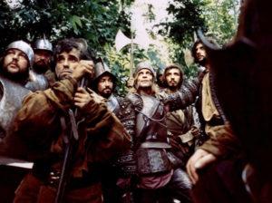 Aguirre, la ira de Dios. Herzog, Kinski - contra enemigos