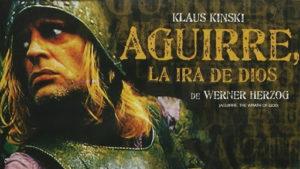 Aguirre, la ira de Dios. Herzog, Kinski - portada