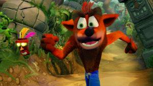 Crash Bandicoot NSane Trilogy PS4