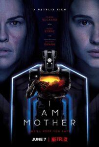 I am mother - Hilary Swank - portada - madre artificial
