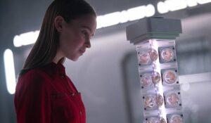 I am mother - Hilary Swank - seleccionando embriones