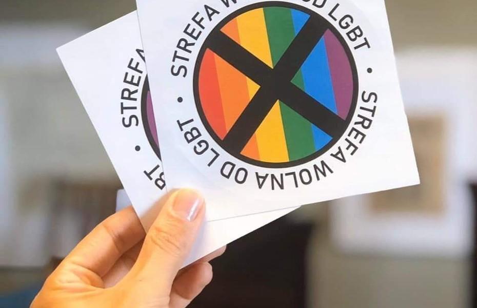 Polonia LGBT Zona libre