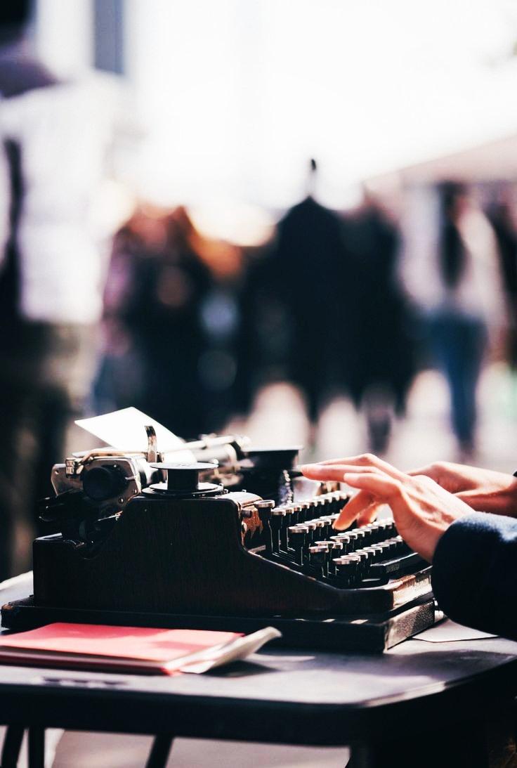 Superar el miedo a escribir Escribiendo