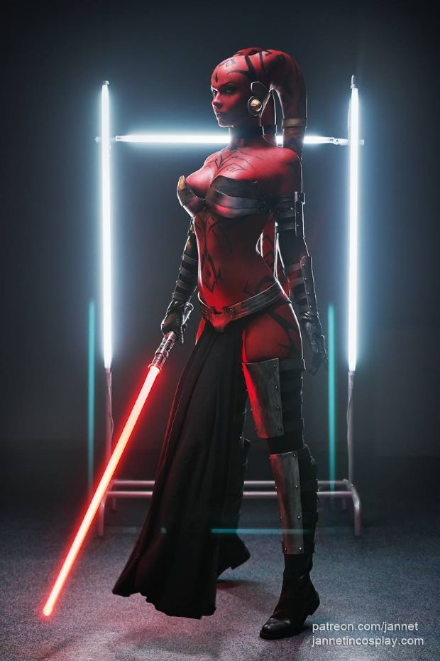 jannet-cosplay