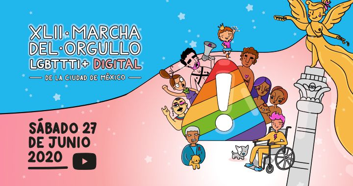 marcha del orgullo digital