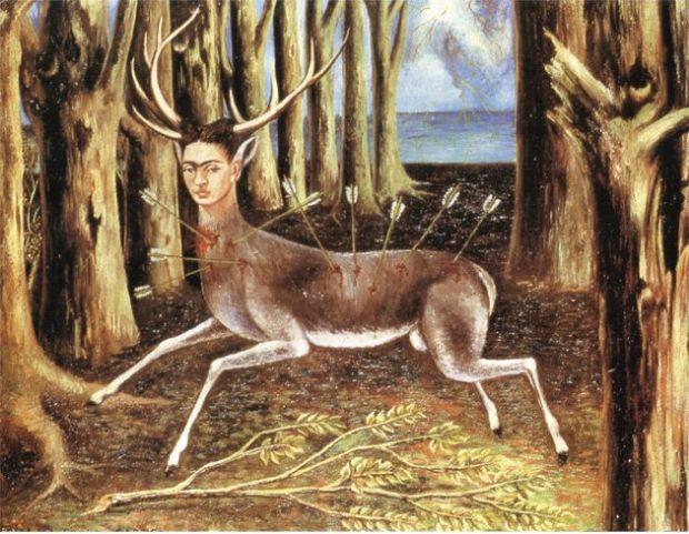 1946-el-ciervo-herido