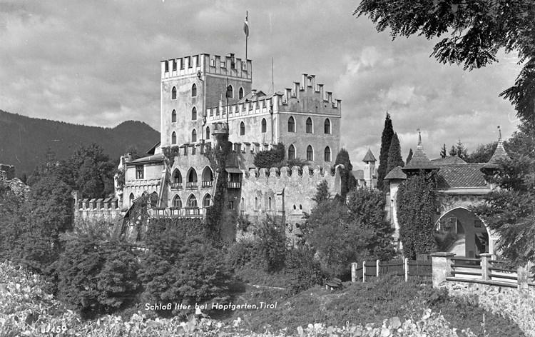 Castillo de Itter, Austria