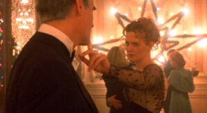 Eyes wide shut - 1999 Kucrick, Kidman y Cruise - Flirteo en el baile