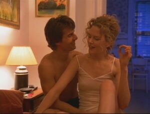 Eyes wide shut - 1999 Kucrick, Kidman y Cruise - Portada