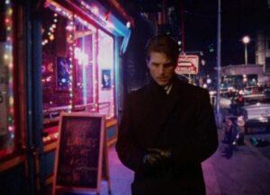 Eyes wide shut - 1999 Kucrick, Kidman y Cruise - caminando por las calles