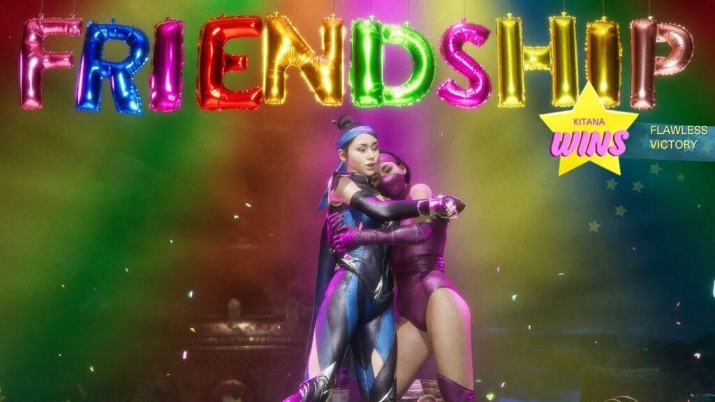 MK 11 Friendship