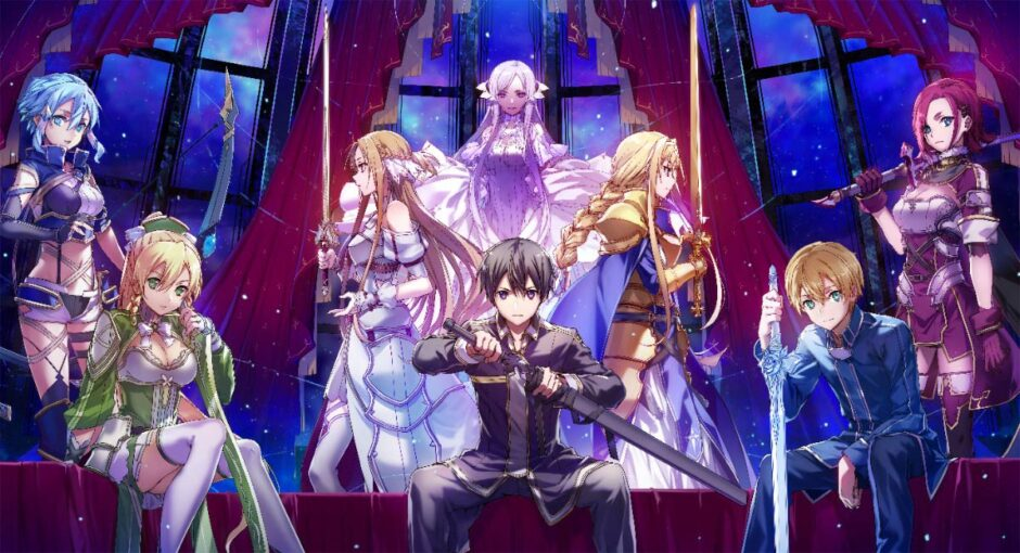 sword-art-online-alicization-lycoris-videojuegos-anime