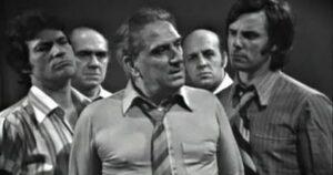 Doce hombres sin piedad - Jurado Jose Bodalo