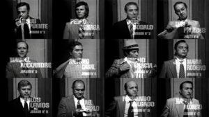 Doce hombres sin piedad - Miembros del jurado mejor calidad