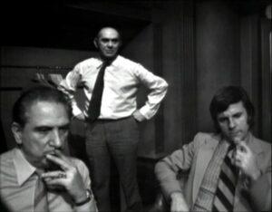 Doce hombres sin piedad - Tres hombres pensando