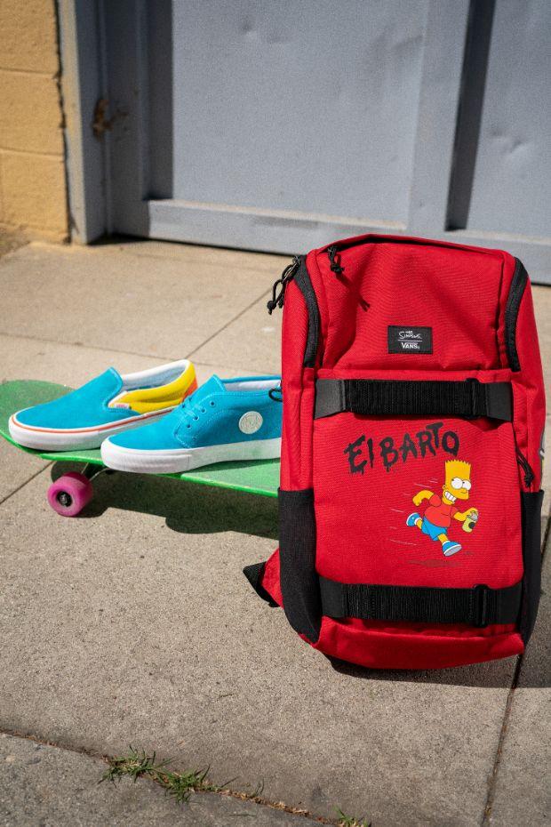 FA20 ProSkate Simpsons AA92097