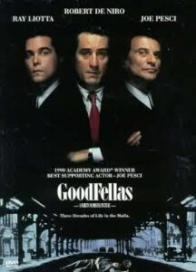 Goodfellas (1990) Martin Scorsese - Portada