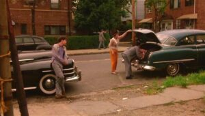 Goodfellas (1990) Martin Scorsese - Vendiendo cigarrillos de contrabando