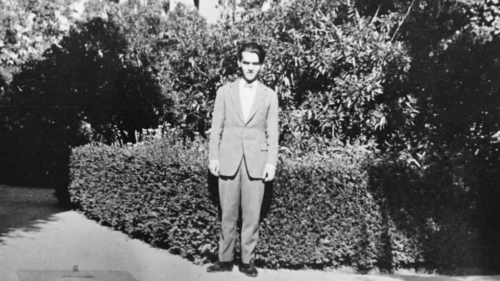Lorca en la residencia de estudiante