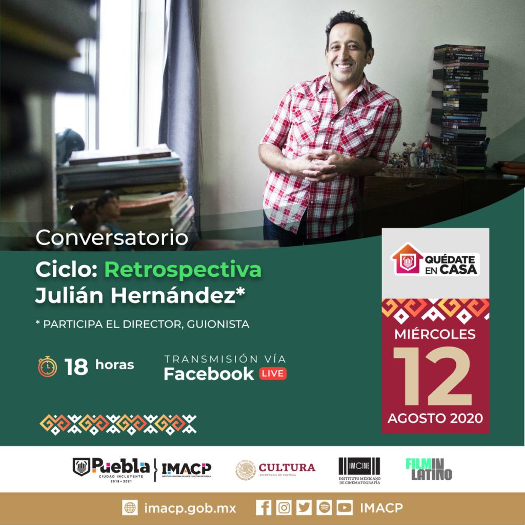 Retrospectiva ulian Hernández