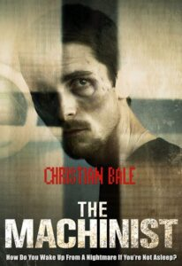 The Machinist (2004) - Christian Bale portada